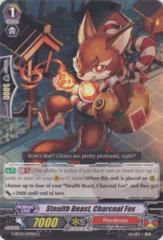 Stealth Beast, Charcoal Fox - G-BT03/079EN - C