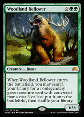 Woodland Bellower - Foil