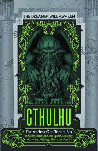 Cthulhu Ancient One Tribute Box