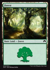 Forest (270) on Channel Fireball