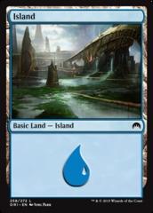 Island (258) - Foil