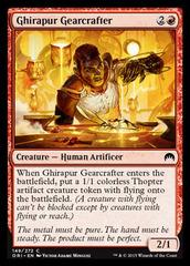 Ghirapur Gearcrafter - Foil