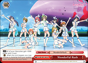 Wonderful Rush - LL/EN-W01-090 - CR