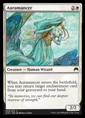 Auramancer on Channel Fireball