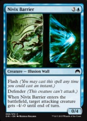 Nivix Barrier - Foil