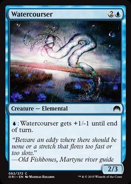 Watercourser - Foil