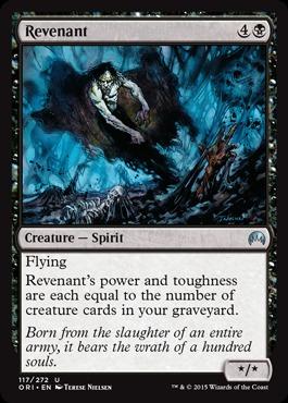 Revenant - Foil
