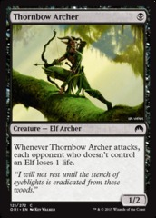 Thornbow Archer