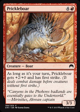 Prickleboar