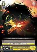 Hope in the Darkness of Despair Eren Titan - AOT/S35-TE07 - TD