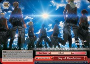 Day of Resolution - AOT/S35-TE20 - TD