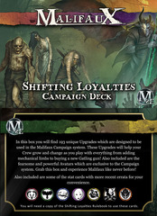 Campaign Deck: Shifting Loyalties