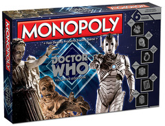 Monopoly - Doctor Who Villains Edition