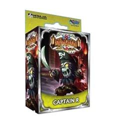 Super Dungeon Explore: Captain R (Revised)