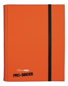 Ultra Pro 9-Pocket PRO-Binder Orange
