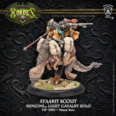 Efaarit Scout - Light Cavalry Solo