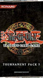 Yu-Gi-Oh Tournament Pack #5 Booster Pack