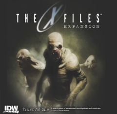 The X-Files Board Game: Trust No One Expansion