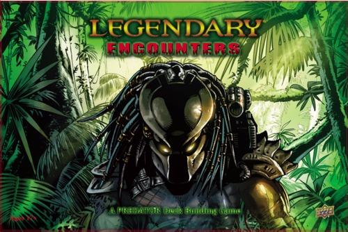 Legendary Encounters - A Predator (Deckbuilding Game)