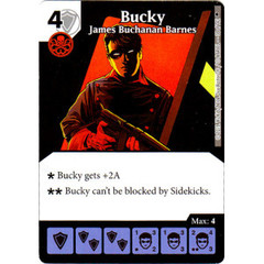 Bucky - James Buchanan Barnes (Die & Card Combo)