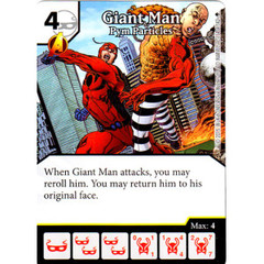 Giant Man - Pym Particles (Die & Card Combo)