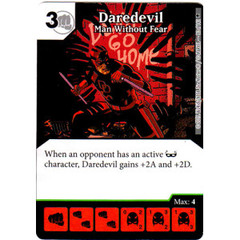 Daredevil - Man Without Fear (Card Only)