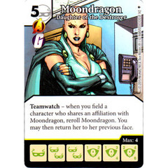 Moondragon - Daughter of the Destroyer (Card Only)