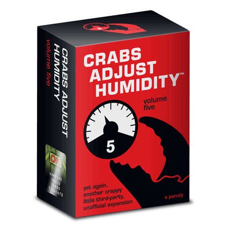 Crabs Adjust Humidity: Volume 5