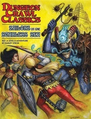Dungeon Crawl Classics RPG Adventure #67 Sailors on the Starless Sea Limited Edition