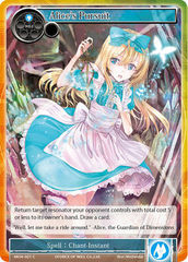 Alice's Pursuit - MOA-021 - C on Channel Fireball