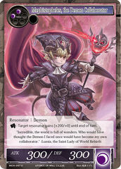 Mephistopheles, the Demon Collaborator - MOA-047 - U