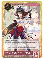Musashi Miyamoto - VIN001-024 - SR