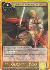 Tristan, the Knight of Sorrow - VS01-014 - U on Channel Fireball
