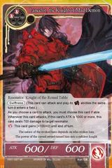 Lancelot, the Knight of Mad Demon - VS01-027 - SR on Channel Fireball