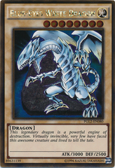 Blue-Eyes White Dragon - PGL2-EN080 - Gold Rare - Unlimited Edition on Channel Fireball