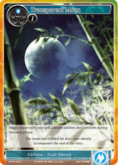 Transparent Moon - MOA-030 - C (Foil)
