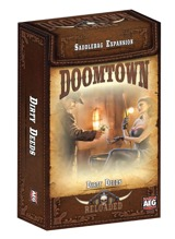 Doomtown Reloaded - Saddle Bag Expansion 5 - Dirty Deeds