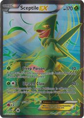 Sceptile-EX - 84/98 - Full Art