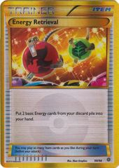 Energy Retrieval - 99/98 - Secret Rare