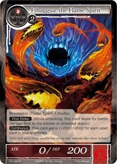 Fthaggua, the Flame Spirit - TAT-028 - R - 2nd Printing