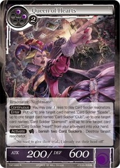Queen of Hearts - TAT-086 - R - 2nd Printing