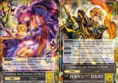 Pandora, the Weaver of Myth // Grimmia, the Savior of Myth - MPR-010 - R - 2nd Printing