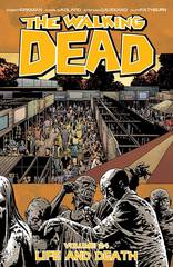 Walking Dead Tp Vol 24 Life And Death (Mr)