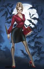 Gft Helsing Vs Dracula #1 (Of 5) C Cvr Tucci (Mr)