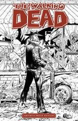 Image Giant Sized Artist's Proof Edition: The Walking Dead #1 (Mature Readers)