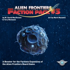 Alien Frontiers: Faction Pack #3