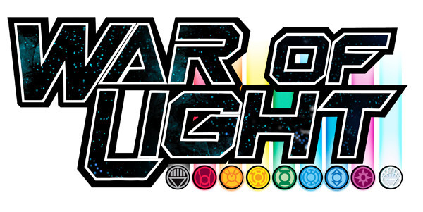 DC HeroClix: War of Light Booster (wave two)