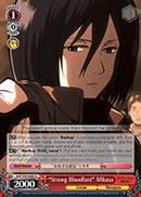 Strong Bloodlust Mikasa - AOT/S35-E065 - U