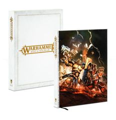 Warhammer Age of Sigmar book - Limited Edition