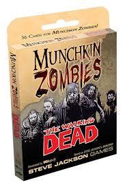 Munchkin Zombies: Walking Dead